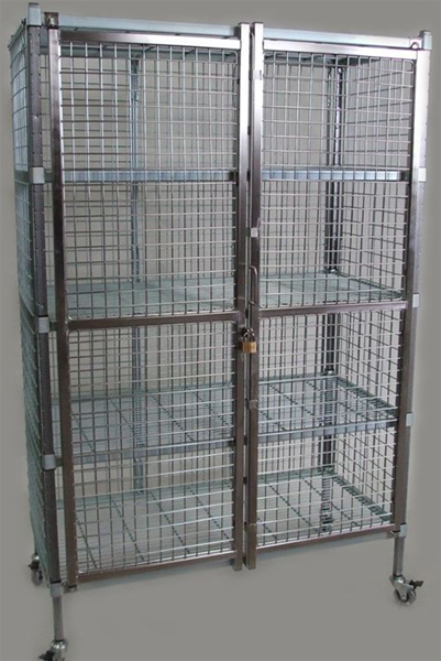 Mantova Security Cages